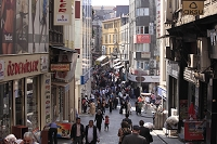 トルコ イスタンブール旧市街