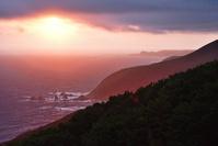 北海道 勝澗岬の夜明け