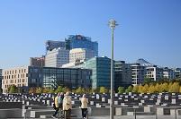 ドイツ・ベルリン ホロコースト記念碑