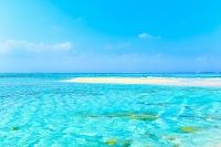 鹿児島県 与論島 百合ヶ浜