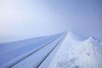 長野県 飯山線の線路