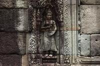 カンボジア アンコール遺跡 バンテアイ・クダイ寺院