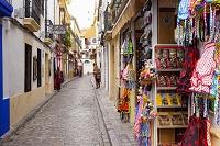 スペイン コルドバ 土産物屋