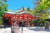 埼玉県 久伊豆神社