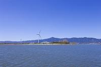 滋賀県 琵琶湖 烏丸半島