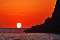 無縁島の達磨太陽