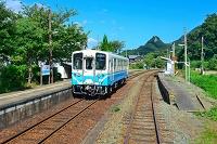 愛媛県 予讃線 伊予上灘駅