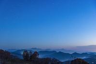 長野県 大峰高原 星空