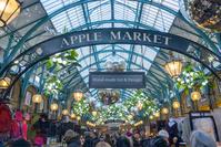 イングランド ロンドン クリスマスマーケット