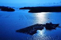 真珠の海 英虞湾残照 伊勢志摩