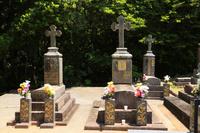 長崎県 カトリック共同墓地 マルマン神父の墓