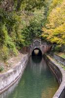京都府 京都市 びわこ疏水 第2トンネル