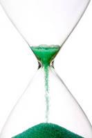 緑の砂時計