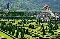 タイ パタヤ ノン・ヌット・トロピカル・ボタニカル・ガーデン