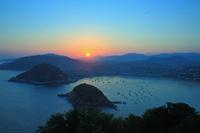 スペイン サンセバスチャンの夜明け