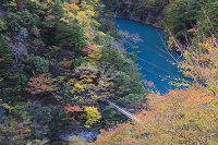 静岡県 寸又峡