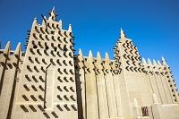 アフリカ モスク