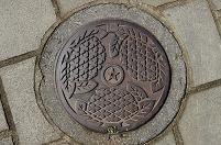 長崎市 マンホール蓋