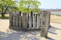 兵庫県 姫路城 二の丸のお菊井戸
