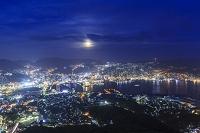 稲佐山から望む長崎の夜景