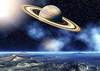 ドーナツ惑星と銀河