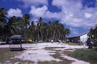 太平洋 キリバス クリスマス島 空港
