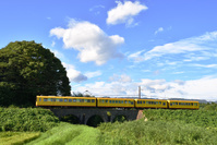 三重県 三岐鉄道 270系普通電車