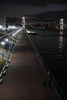 東京 豊洲ぐるり公園の夕景