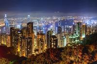 中国 香港 ビクトリア・ピーク