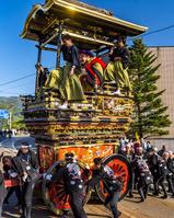 富山県 城端曳山祭