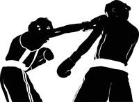 スポーツイラスト ボクシング