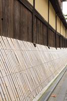 京都府 町屋の犬矢来