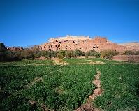 モロッコ アイトベンハドゥのカスバ