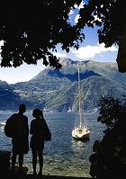 イタリア ロンバルディア州 コモ湖