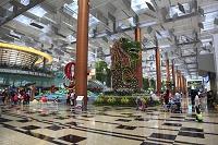 シンガポール チャンギ国際空港