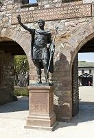 ドイツ アウグストゥス像