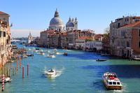 イタリア ヴェネツィアの街並み
