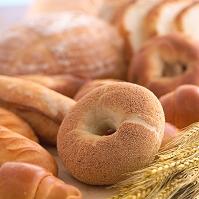 パンと小麦