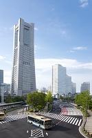 神奈川県 横浜桜木町駅前