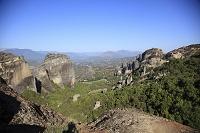 ギリシャ カランバカ メテオラ修道院