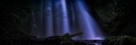 鳥取県 馬場の滝