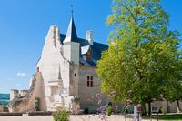 フランス シノン城 ミリューの城