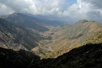 山岳地帯 エリトリア