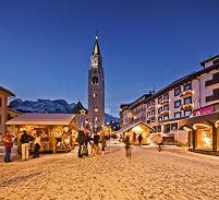 イタリア ベネト クリスマスマーケット