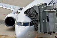 広島空港 JAL B737-800
