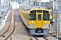 東京都 西武鉄道 新2000系 電車