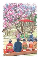 成田のうめ祭り
