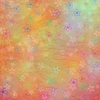 桜の花模様