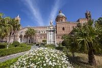 イタリア シチリア島 パレルモ カテドラーレ(大聖堂)