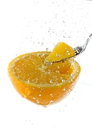 美味しそうなオレンジ